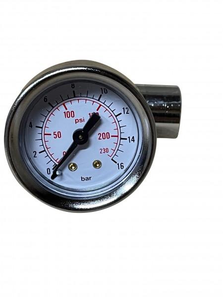 "Brühdruckmanometer 3/8"" für Filterträger"