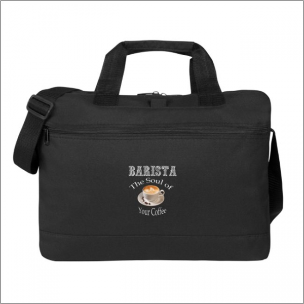 Barista Tasche mit Aufdruck
