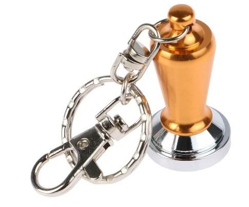 Schlüsselanhänger Tamper gold